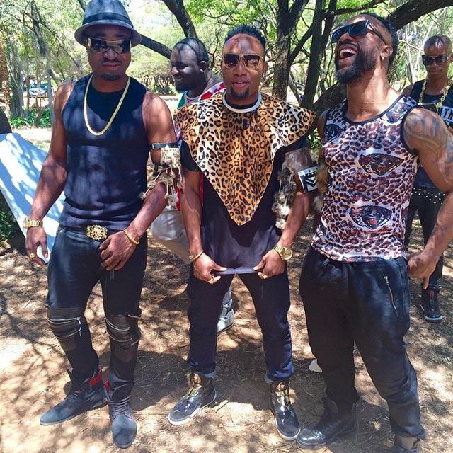 Kcee reveals how he discovered Iyanya and Harrysong