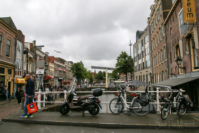Gracht in Alkmaar