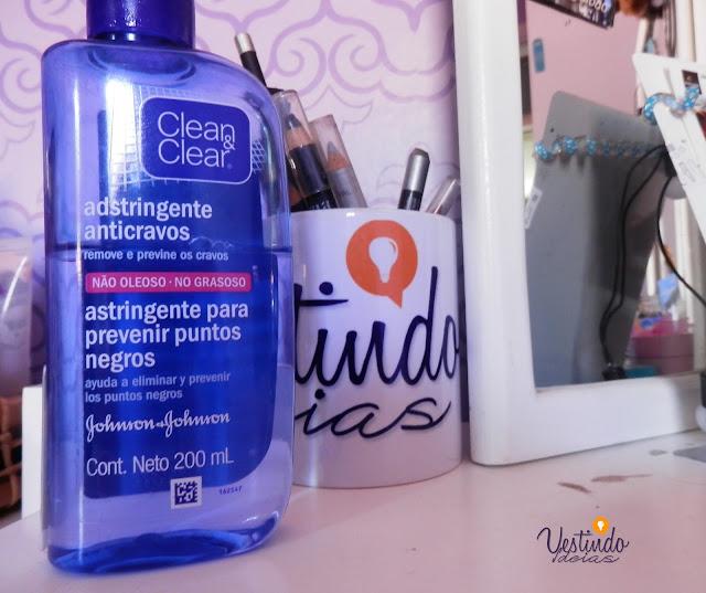 Review: Adstringente anticravos da Clean&Clear