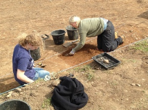The Sherwood Forest Archaeology Training Fieldschool
