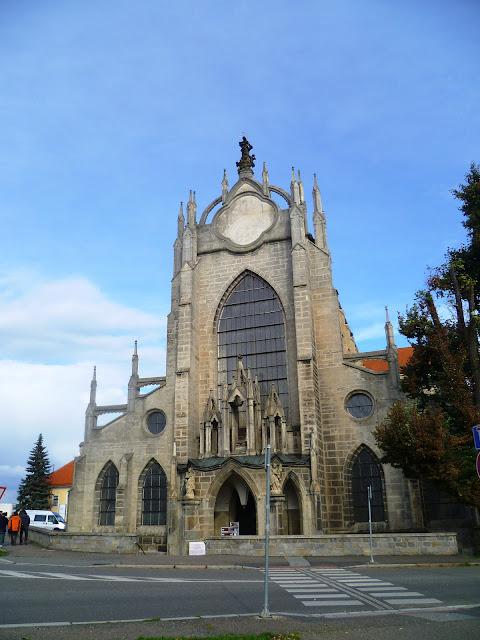 Храм Святой Марии, Кутна Гора (Church of the Holy Mary, Kutna Hora)