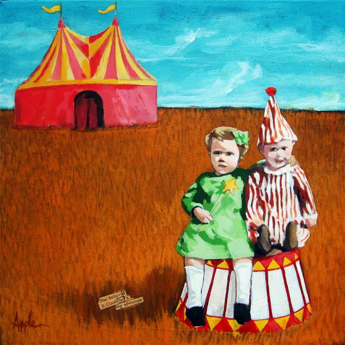 http://www.applearts.com/content/big-dreams-circus-adventure-mixed-media-painting