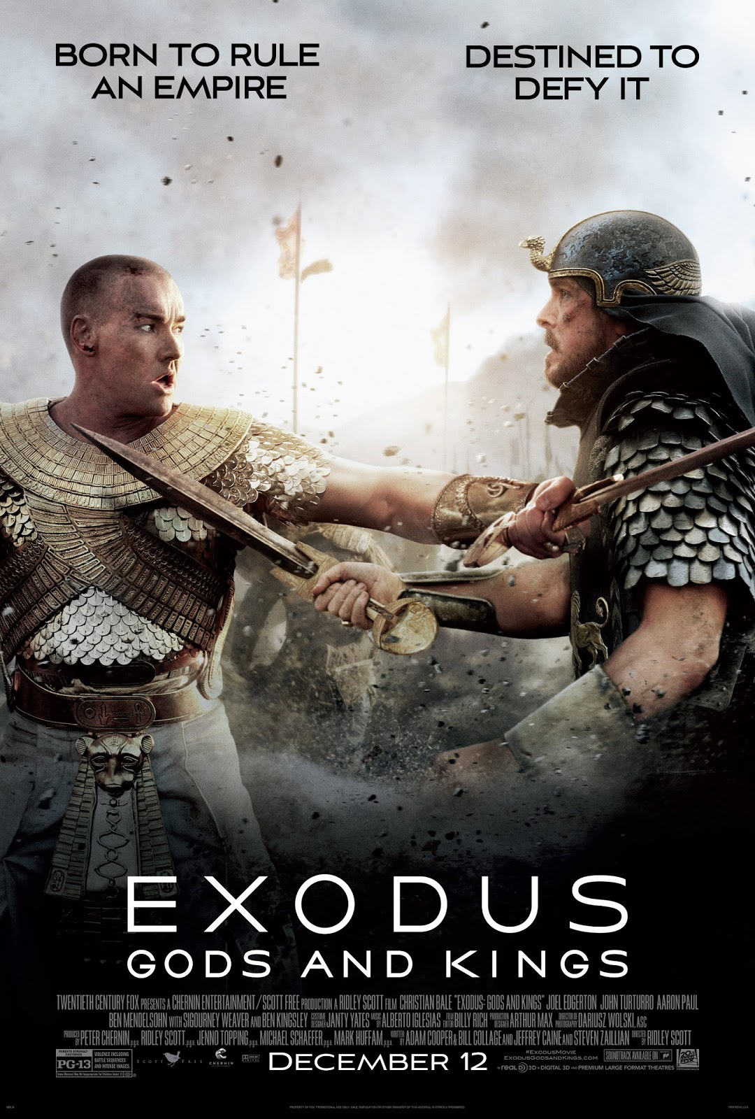 Exodus: Gods and Kings 2014 - Full (HD)