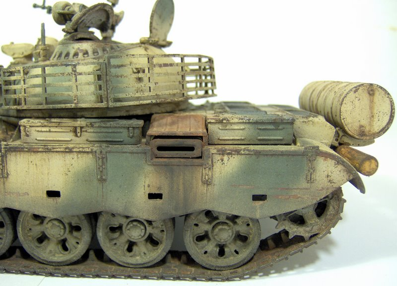 Gulumik Military Models: Iraqi Type 69-II 1/35