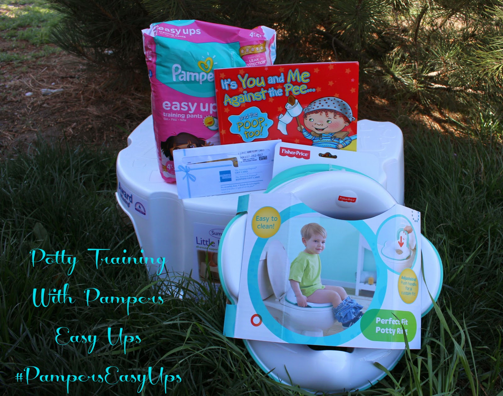 Swell Potty Training With Pampers Easy Ups Pamperseasyups Gmtry Best Dining Table And Chair Ideas Images Gmtryco