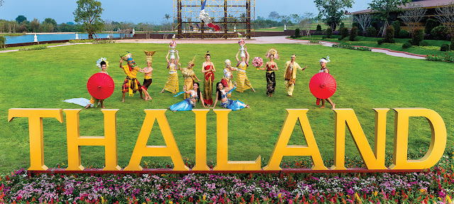 Suanthai Pattaya - Paket Tour 4H3M Bangkok Pattaya SIC Tour valid until 19 Nov 2018 - Salika Tour
