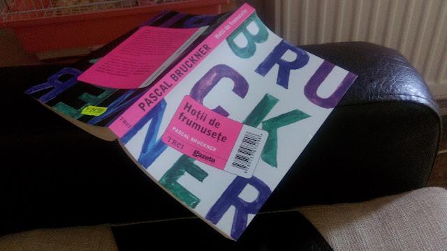 """Hoții de frumusețe"" de Pascal Bruckner"