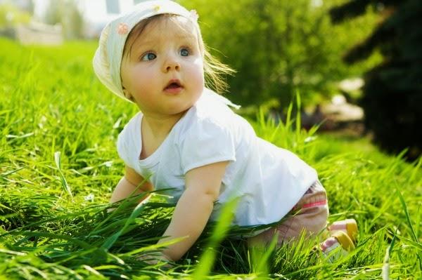 Gambar bayi perempuan paling imut gratis