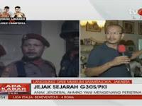Keluarga Jenderal Ahmad Yani Tak Terima di ILC Ada Yang Bilang Tak Ada Penyiksaan