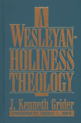 J. Kenneth Grider-Teología Wesleyana De Santidad-