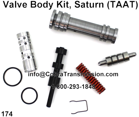 Cobra Transmission Parts 1-800-293-1848: TAAT Transmission