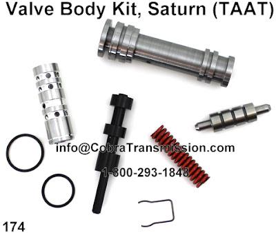 Cobra Transmission Parts 1-800-293-1848: TAAT Transmission