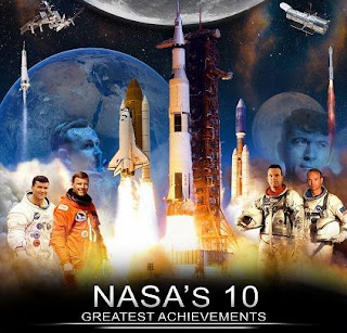 NASA's Ten Greatest Achievements