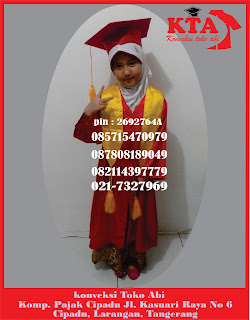 Bikin Toga Wisuda Murah di Jakarta Pusat: Gambir, Kebon Kelapa, Petojo Selatan, Duri Pulo, Cideng, Petojo Utara