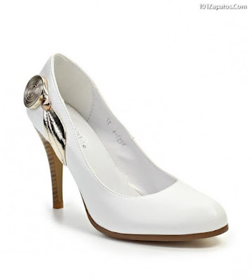 zapatos de novia cómodos y bonitos