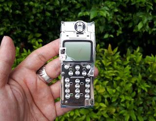 LCD Nokia 8210 Jadul Baru Plus Frame Keytone Speaker