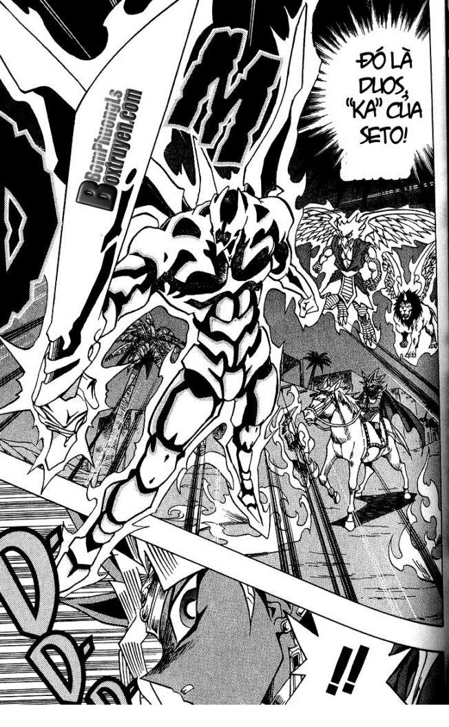 YUGI-OH! chap 302 - ambush!! assault!! trang 13
