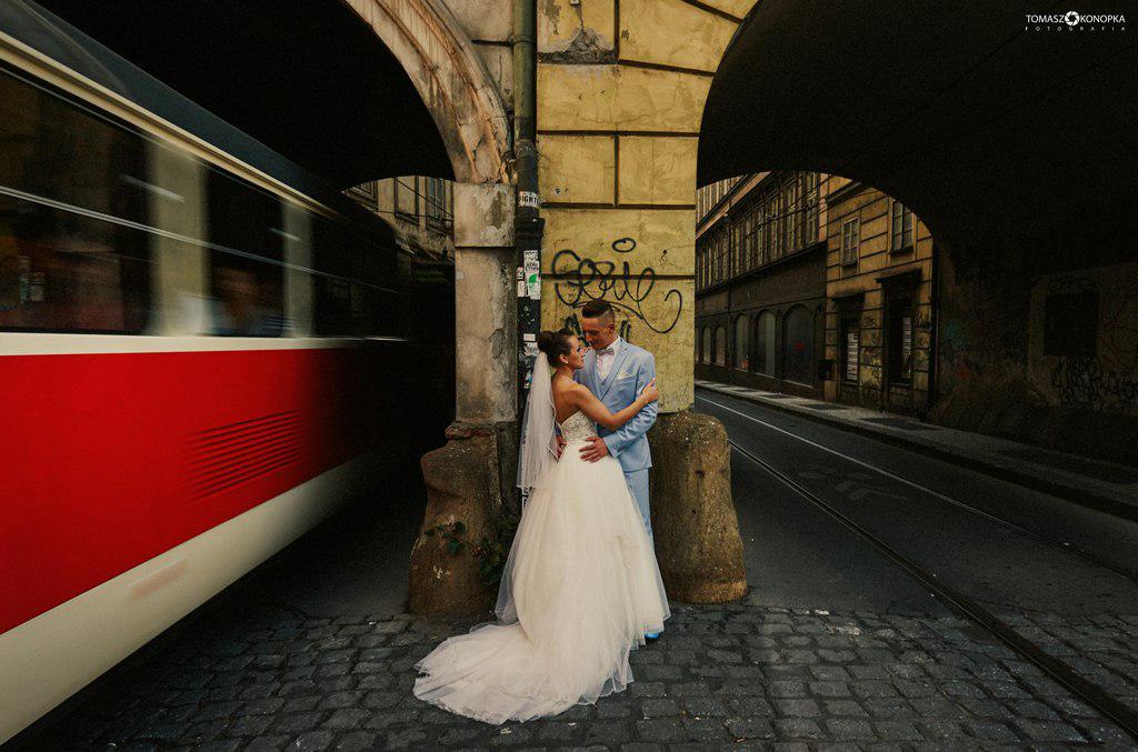 praga plener ślubny tomasz konopka fotografia ślubna śląsk