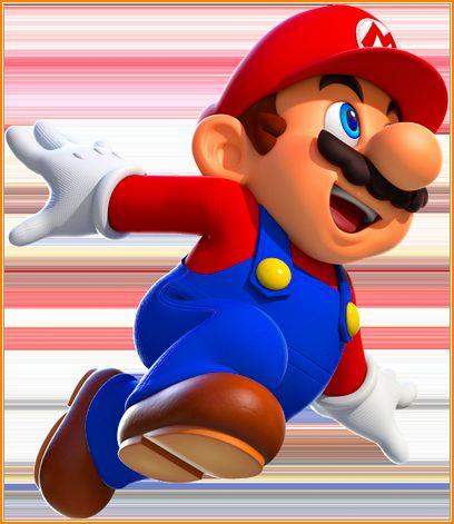 Mario bukan Tukang Paip