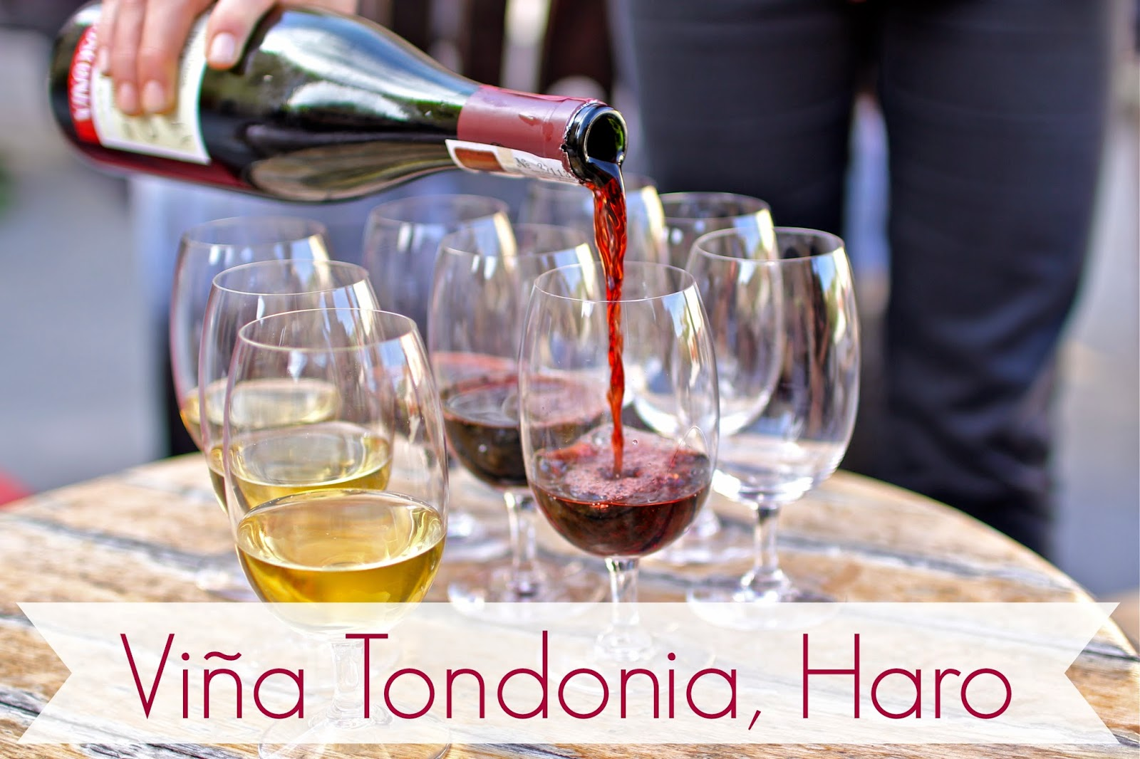 Wine Tasting in Haro, La Rioja - the heart of Spanish wine country