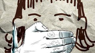 Minor girl raped, tortured