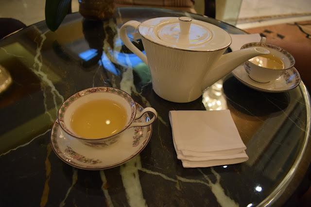 shangri la singapore high tea