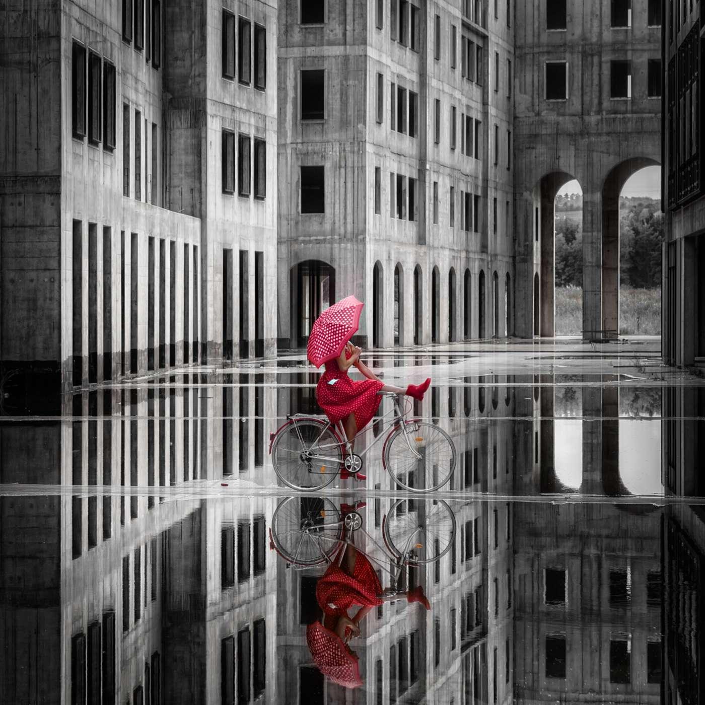 Синдром Стендаля IV, фотограф Петер Целей