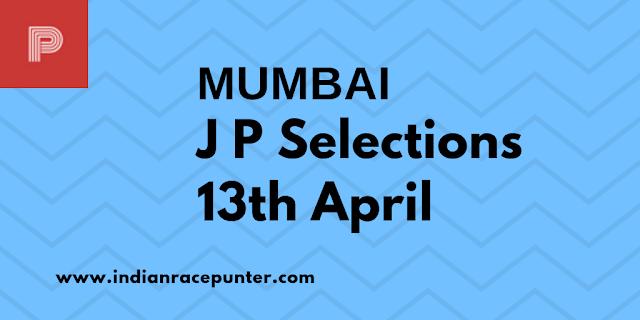 Mumbai Jackpot Selections 13th April, Trackeagle, Track eagle