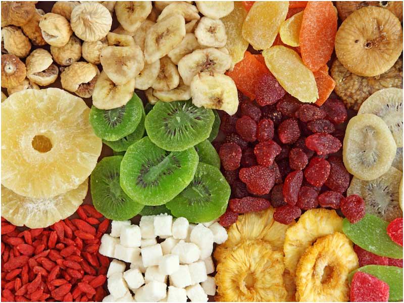 Hasil gambar untuk buah yang dikeringkan