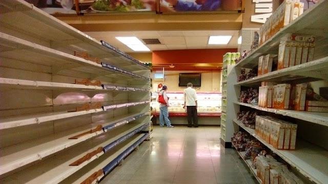 Aumenta la escasez de productos básicos en Venezuela, tras medidas de Maduro