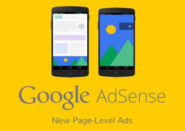Cara pasang iklan Page Level Ads terbaru 2018 melalui Auto Ads