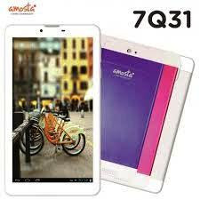 Amosta Solutions launches the 7q31 tablet price at Rs 5999 in India