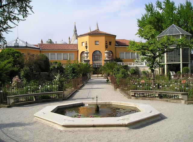 Orto Botanico di Padova - Ph di Semolo, Pubblico Dominio