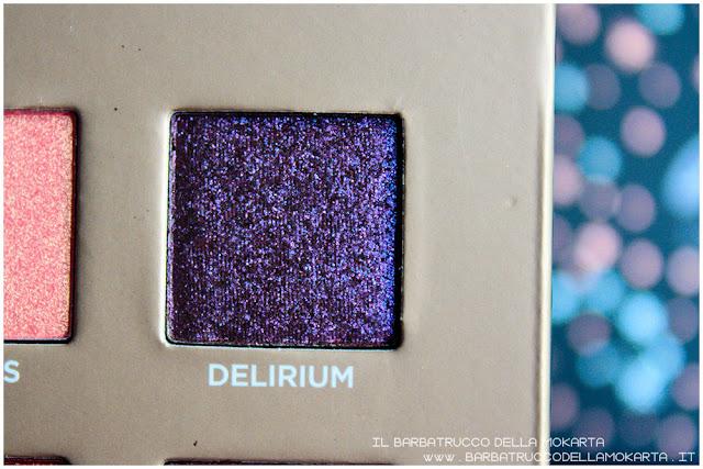 delirium dreamy eyeshadow palette nabla cosmetics ombretti