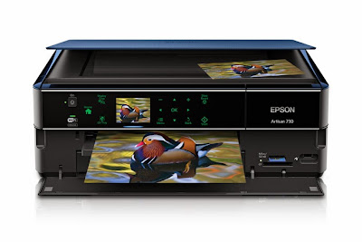 Download Epson Artisan 730 All-in-One Printer Driver & instructions install