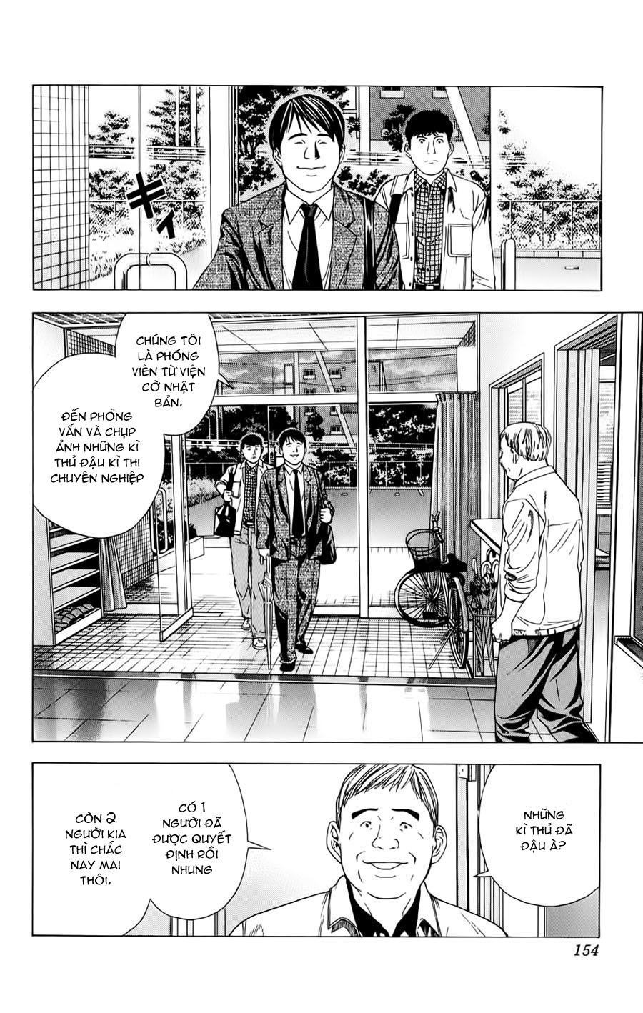 Hikaru No Go hikaru no go chap 95 trang 4