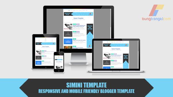 Simini Template: Responsive and Mobile Friendly for Mini Blog