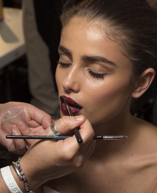 model make-up