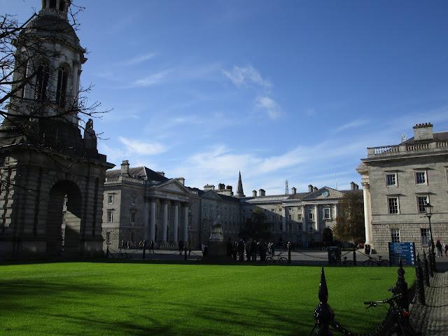 Trinity college, Dublin yliopisto