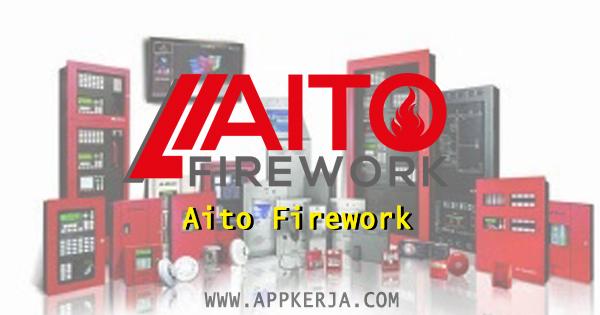 Jawatan Kosong Aito Firework