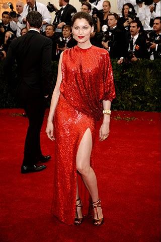 Laetitia Casta in Givenchy Haute Couture