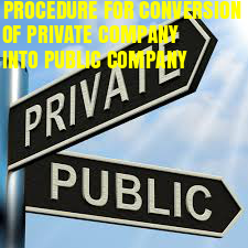 Procedure-Conversion-Private-into-Public-Company