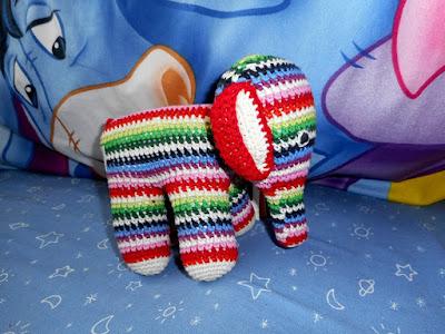 jouets éléphants