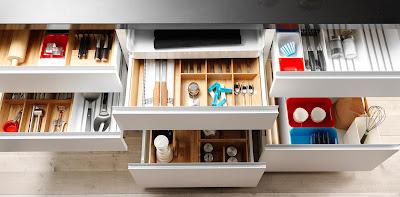 consejos para una cocina ordenada