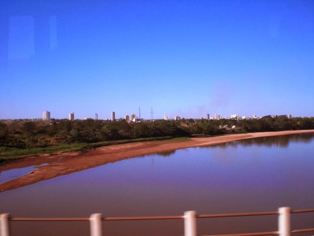 Rio São Lourenço na América do Norte