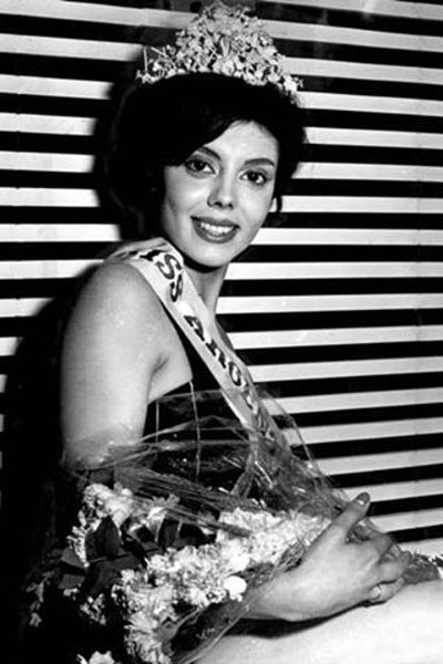 Miss World Of 1960 – Norma Cappagli