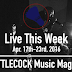 Live This Week: Apr. 17th-23rd, 2016