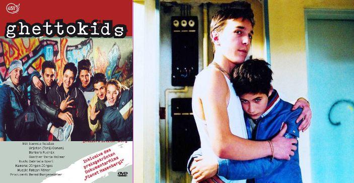 Ghetto-kids, película
