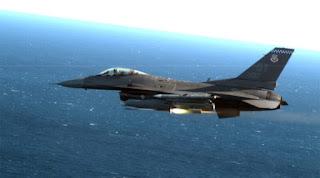 F-16 AU Amerika Serikat