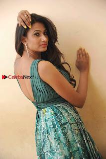 Actress Vinaya Pos at Haalu Thuppa Movie Press meet  0007.jpg